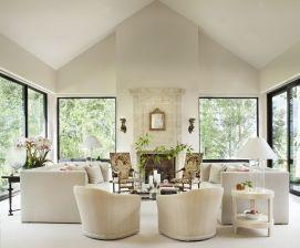 Modern white living room design ideas 04