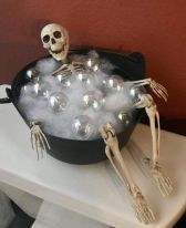 Perfect diy halloween decor on a budget 11