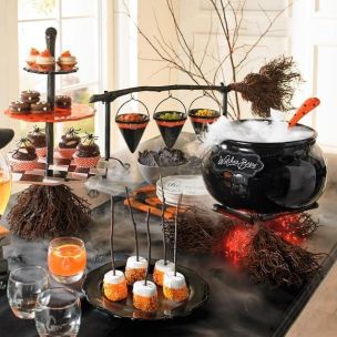 Perfect diy halloween decor on a budget 30