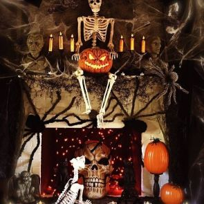 Perfect diy halloween decor on a budget 34