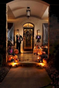 Perfect diy halloween decor on a budget 37
