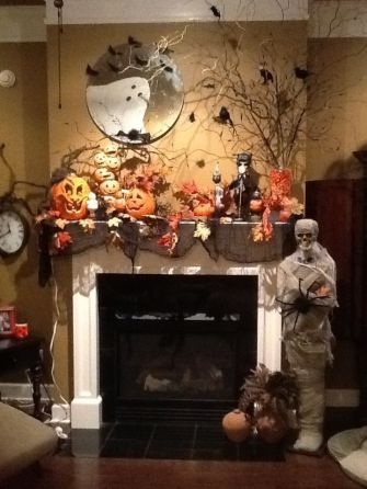 Perfect diy halloween decor on a budget 52