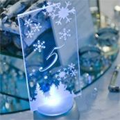 Popular winter wonderland snowflake decoration ideas 14
