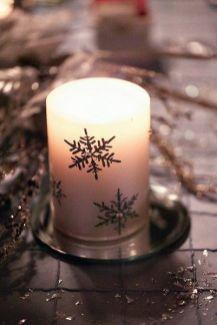 Popular winter wonderland snowflake decoration ideas 36