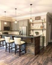 Simply apartment kitchen decorating ideas 02