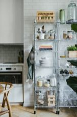 Simply apartment kitchen decorating ideas 11