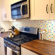 Simply apartment kitchen decorating ideas 45