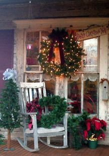 Stunning diy front porch christmas tree ideas on a budget 12