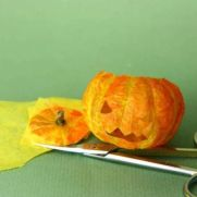 Stunning paper mache ideas for thanksgiving to decorate your home 03