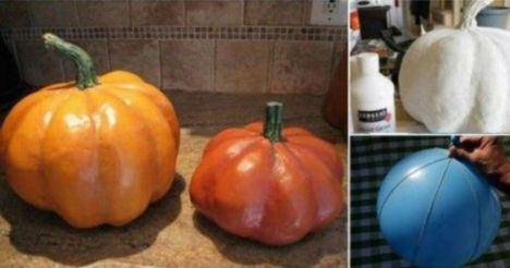 Stunning paper mache ideas for thanksgiving to decorate your home 15