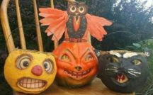 Stunning paper mache ideas for thanksgiving to decorate your home 31