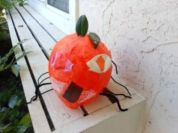 Stunning paper mache ideas for thanksgiving to decorate your home 45