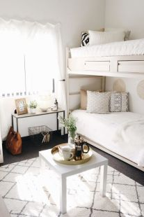 Stylish cool dorm rooms style decor ideas 10