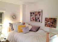 Stylish cool dorm rooms style decor ideas 28
