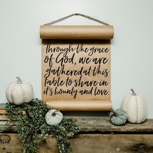 Unique diy farmhouse thanksgiving decorations ideas 26
