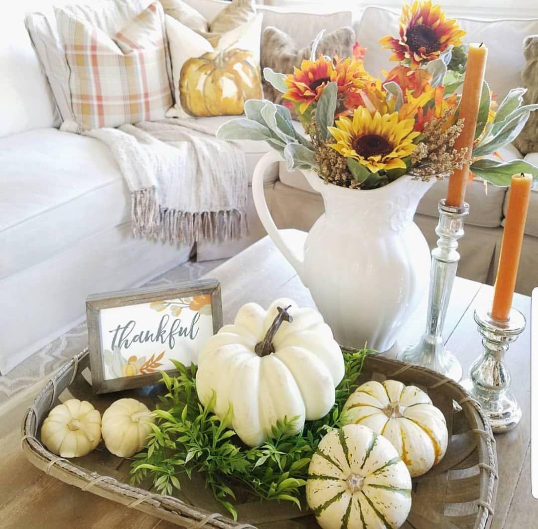 49 Unique Diy Farmhouse Thanksgiving Decorations Ideas