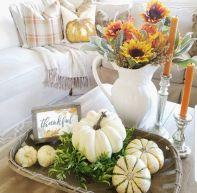 Unique diy farmhouse thanksgiving decorations ideas 31