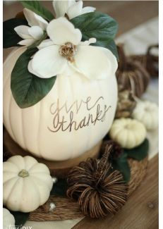 Unique diy farmhouse thanksgiving decorations ideas 34