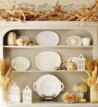Unique diy farmhouse thanksgiving decorations ideas 35