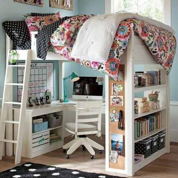 Wonderful diy furniture ideas for space saving 50
