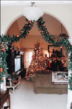 Wonderful winter wonderland decoration ideas 12