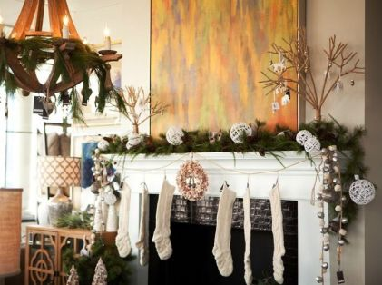 Wonderful winter wonderland decoration ideas 21