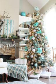 Wonderful winter wonderland decoration ideas 27
