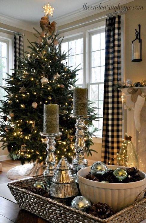 Wonderful winter wonderland decoration ideas 37