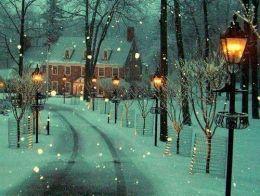 Wonderful winter wonderland decoration ideas 40