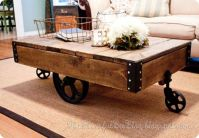Adorable coffee table designs ideas 17