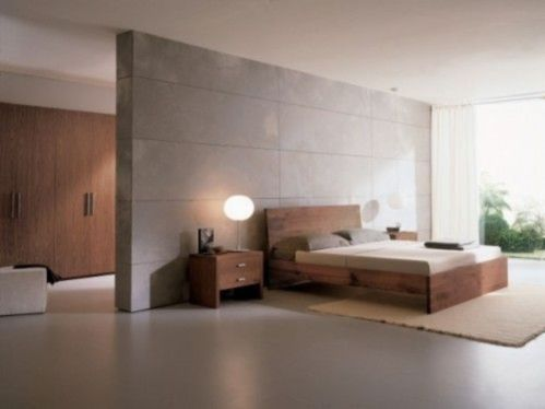 Awesome wooden panel walls bedroom ideas 03