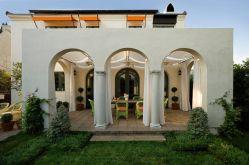 Beautiful mediterranean patio designs ideas 39