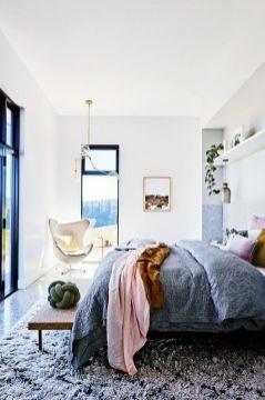 Casual vintage farmhouse bedroom ideas 20