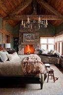 Cozy farmhouse master bedroom decoration ideas 02