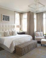 Cozy farmhouse master bedroom decoration ideas 03