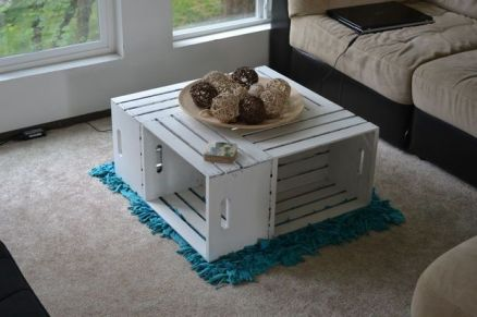 Creative ideas for repurposing old crates that are worth stealing 08