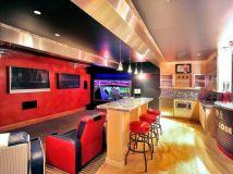 Impressive masculine game room decor ideas 03