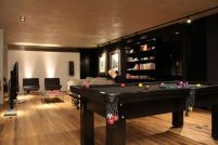 Impressive masculine game room decor ideas 22