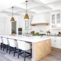 Inspiring coastal kitchen design ideas 16