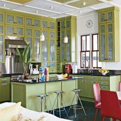 Inspiring coastal kitchen design ideas 20