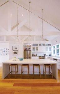 Inspiring coastal kitchen design ideas 26