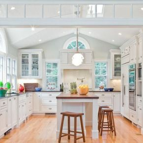 Inspiring coastal kitchen design ideas 41