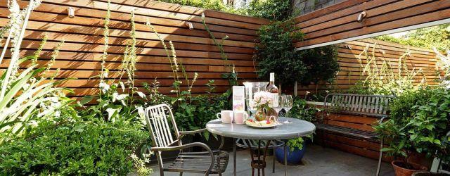 Inspiring outdoor garden wall mirrors ideas 27