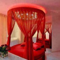 Inspiring valentine bedroom decor ideas for couples 11