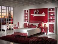 Inspiring valentine bedroom decor ideas for couples 31