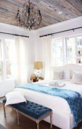 Lovely white bedroom decorating ideas for winter 23