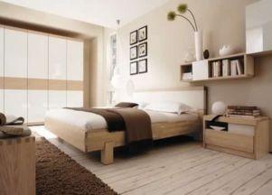 Lovely white bedroom decorating ideas for winter 39