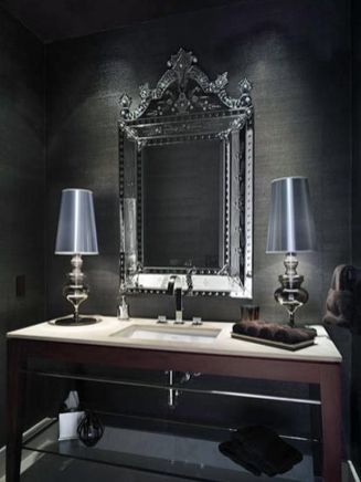 Luxurious bathroom designs ideas that exude luxury 14