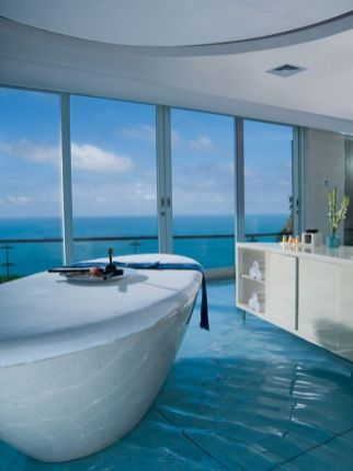 Luxurious bathroom designs ideas that exude luxury 31