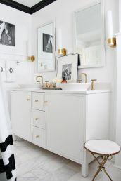 Luxurious bathroom designs ideas that exude luxury 41